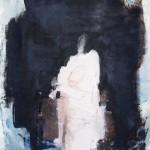 Nu - 1990 - Huile sur toile - 81 x 65 cm