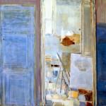 Cuisine - 1980 - Huile sur toile - 150 x 150