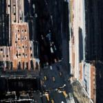New York - 1983 - Huile sur toile - 116 x 73 cm